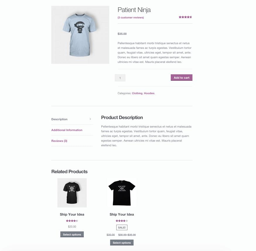 Picking E-Commerce Plugin